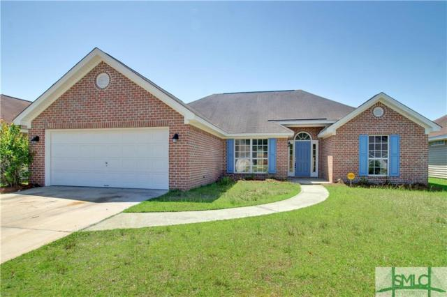 5 Vineyard Haven Drive, Pooler, GA 31322 (MLS #190061) :: Coastal Savannah Homes