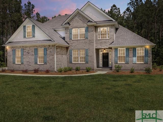 350 Maddy Way, Richmond Hill, GA 31324 (MLS #190085) :: The Arlow Real Estate Group