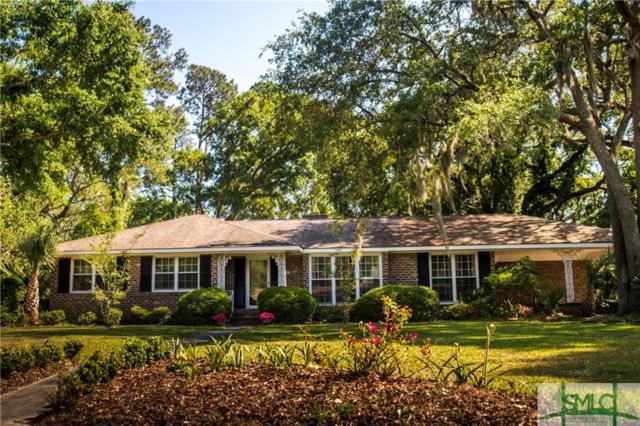 201 Devonshire Road, Savannah, GA 31410 (MLS #190159) :: Karyn Thomas