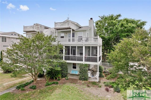 53 Captains View, Tybee Island, GA 31328 (MLS #190231) :: The Arlow Real Estate Group