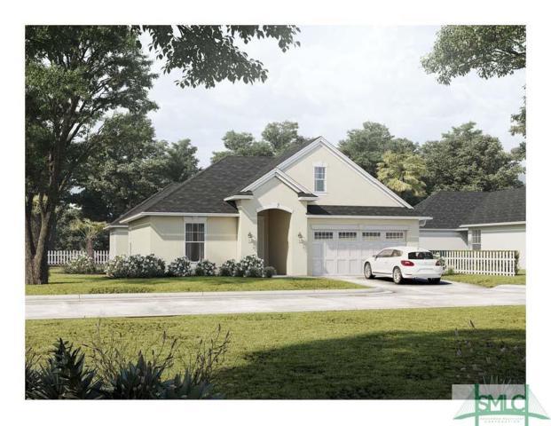133 Mallory Place, Pooler, GA 31322 (MLS #190287) :: Coastal Savannah Homes