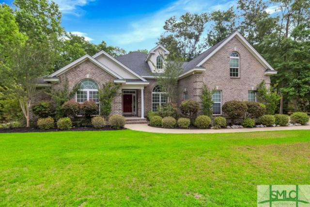130 Windsong Drive, Richmond Hill, GA 31324 (MLS #190383) :: Karyn Thomas