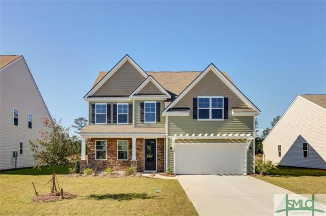 5 Saddle Street, Pooler, GA 31322 (MLS #190501) :: The Randy Bocook Real Estate Team