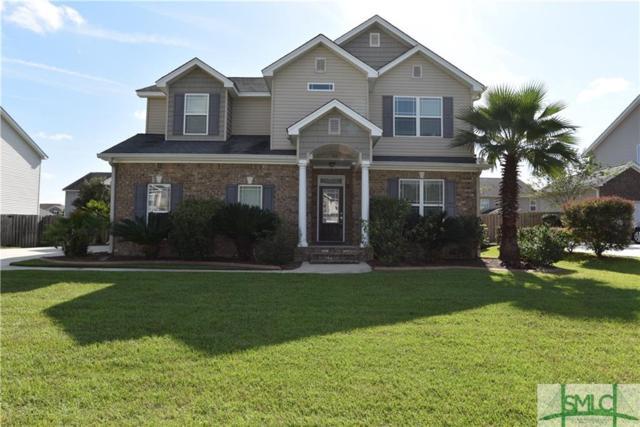 144 Parker Lane, Richmond Hill, GA 31324 (MLS #190526) :: Coastal Savannah Homes