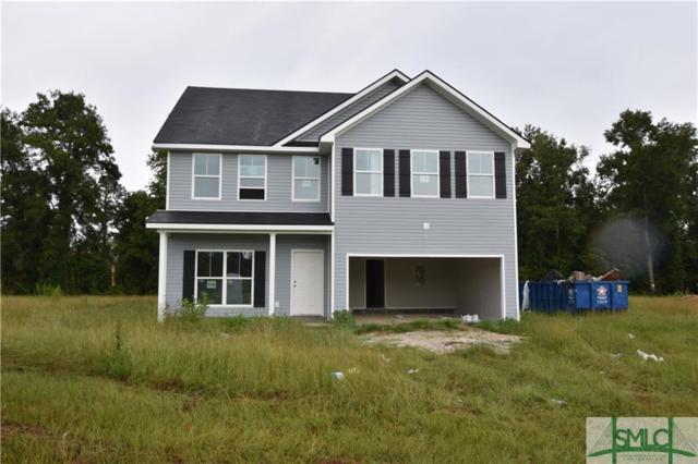 120 Riverside Drive NW, Ludowici, GA 31316 (MLS #190575) :: The Arlow Real Estate Group