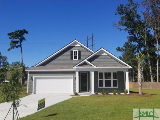 29 Baraco Drive, Savannah, GA 31419 (MLS #190659) :: Coastal Savannah Homes