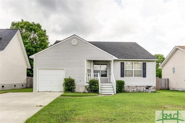 145 Cambridge Drive, Savannah, GA 31419 (MLS #191783) :: The Arlow Real Estate Group