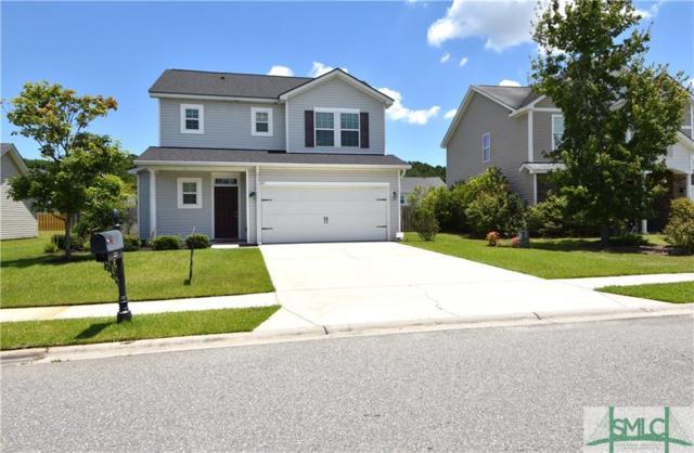 220 Harmony Boulevard, Pooler, GA 31322 (MLS #191805) :: The Arlow Real Estate Group