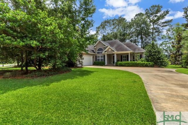 129 Mosswood Drive, Savannah, GA 31405 (MLS #191808) :: Coastal Savannah Homes