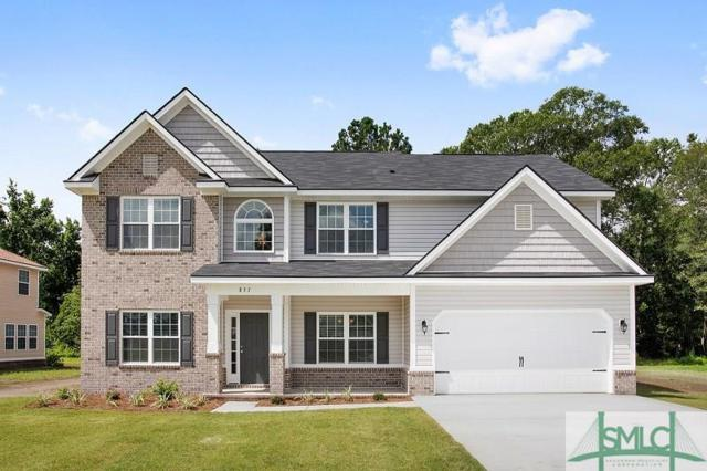 837 Forest Street, Hinesville, GA 31313 (MLS #191858) :: Coastal Savannah Homes