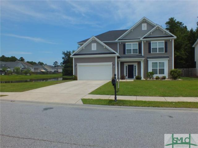 300 Casey Drive, Pooler, GA 31322 (MLS #192323) :: McIntosh Realty Team