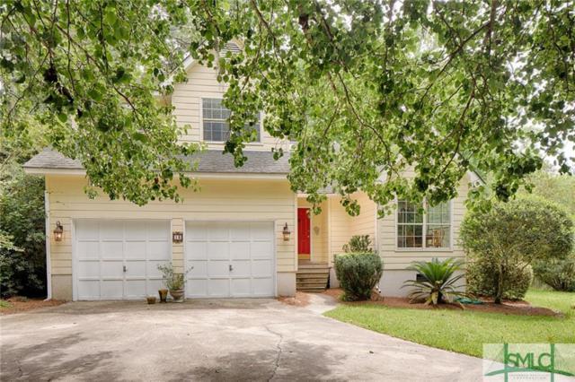 13 Lake Drive, Savannah, GA 31410 (MLS #192332) :: Coastal Savannah Homes