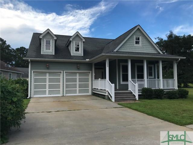 139 Academy Lane, Midway, GA 31320 (MLS #192379) :: The Arlow Real Estate Group