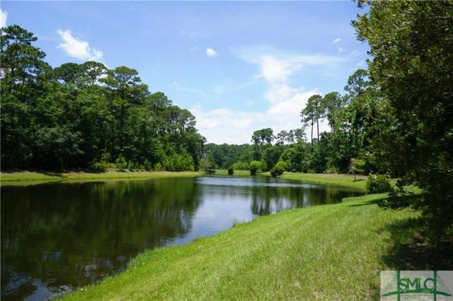 105 Waterway Drive, Savannah, GA 31411 (MLS #192403) :: The Robin Boaen Group