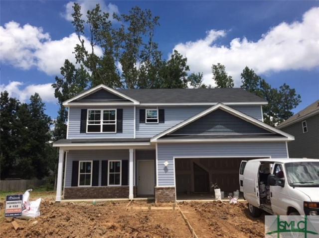 190 Sawgrass Drive, Savannah, GA 31405 (MLS #192532) :: The Arlow Real Estate Group