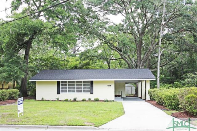 2106 Teresa Drive, Savannah, GA 31406 (MLS #192575) :: The Robin Boaen Group