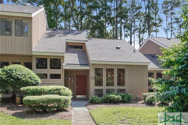 27 Dame Kathryn Drive, Savannah, GA 31411 (MLS #192763) :: The Arlow Real Estate Group