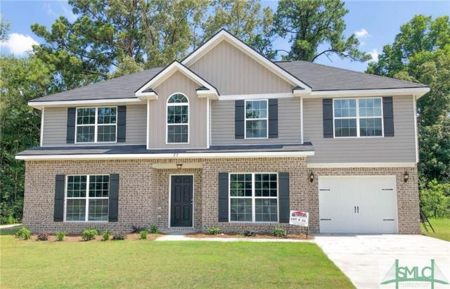 27 Molly Court, Allenhurst, GA 31301 (MLS #192887) :: The Sheila Doney Team