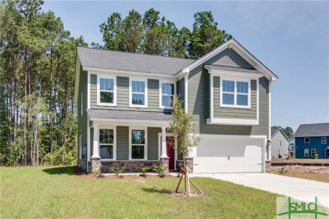 232 Tanzani Trail, Pooler, GA 31322 (MLS #192896) :: Coastal Savannah Homes
