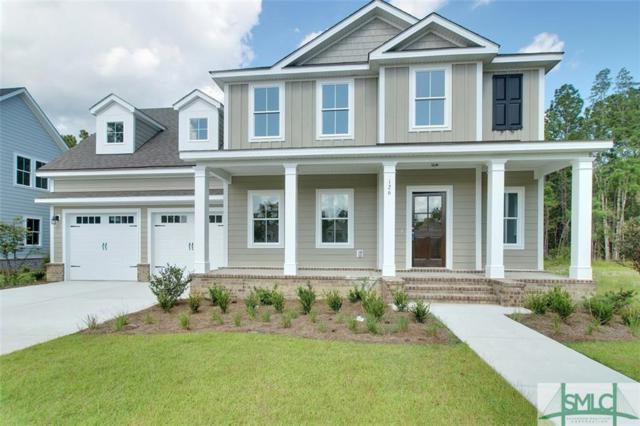 126 Tupelo Street, Pooler, GA 31322 (MLS #193132) :: The Arlow Real Estate Group
