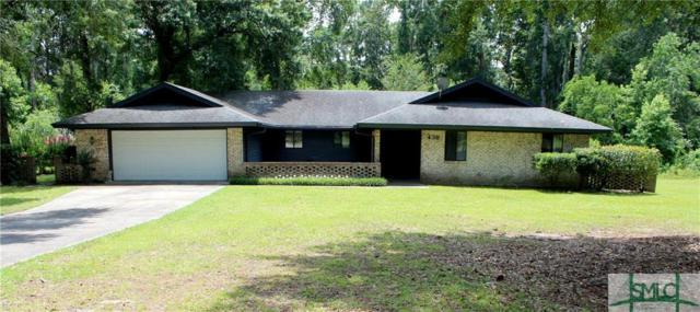438 Martin Road, Hinesville, GA 31313 (MLS #193305) :: The Robin Boaen Group