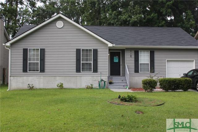 14 Oyster Catcher Lane, Savannah, GA 31410 (MLS #193326) :: The Arlow Real Estate Group