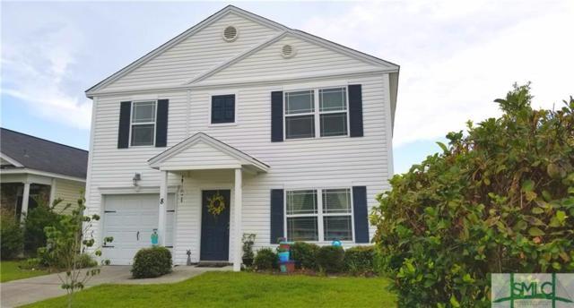 8 Fall Lake Way, Savannah, GA 31407 (MLS #193352) :: The Arlow Real Estate Group