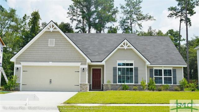 141 Grimsby Road, Pooler, GA 31322 (MLS #193443) :: Coastal Savannah Homes