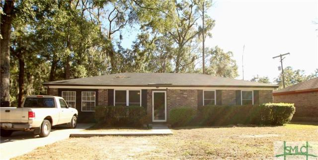 201 Kevin Drive, Savannah, GA 31406 (MLS #193506) :: The Randy Bocook Real Estate Team