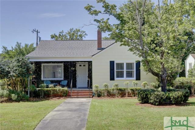 2415 E 40th Street, Savannah, GA 31404 (MLS #193532) :: The Arlow Real Estate Group