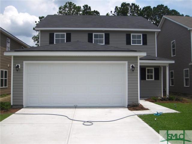 139 Verde Bend Drive, Savannah, GA 31419 (MLS #193534) :: Coastal Savannah Homes