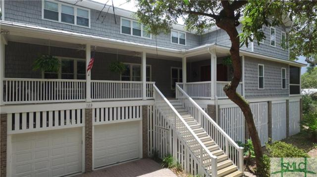 123 Catalina Drive, Tybee Island, GA 31328 (MLS #193629) :: The Arlow Real Estate Group