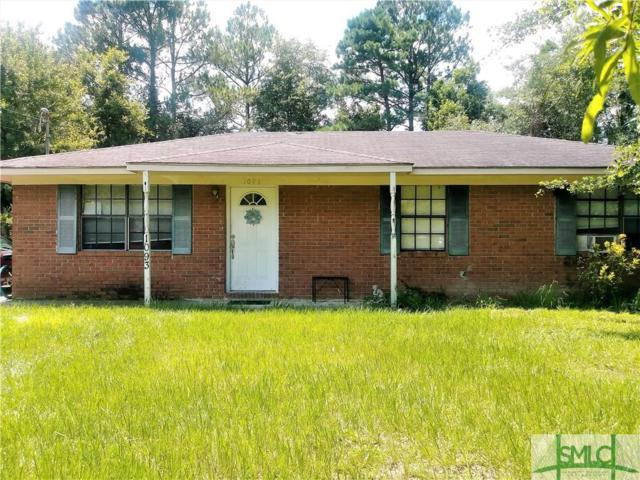 1093 Live Oak Drive, Hinesville, GA 31313 (MLS #193658) :: The Arlow Real Estate Group