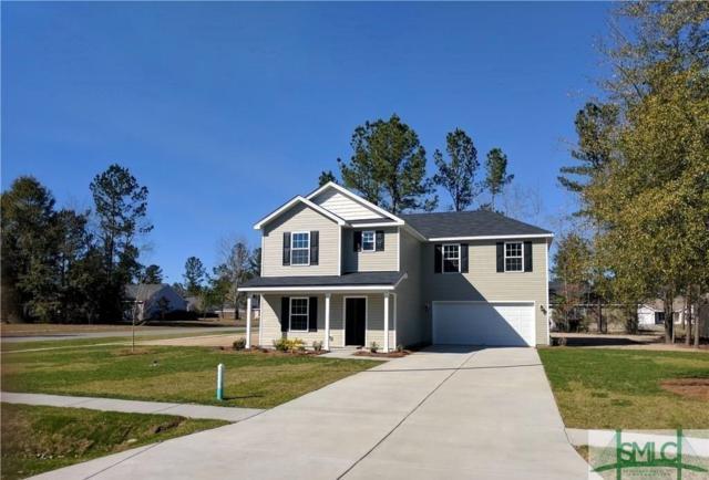 506 Sweet Cherry Lane, Springfield, GA 31329 (MLS #193761) :: The Arlow Real Estate Group
