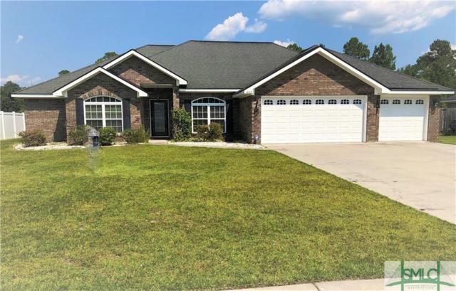 1002 Miles Crossing, Hinesville, GA 31313 (MLS #193819) :: The Arlow Real Estate Group
