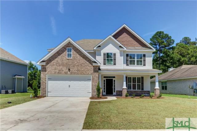 127 Green Paddock Circle, Guyton, GA 31312 (MLS #193844) :: The Robin Boaen Group