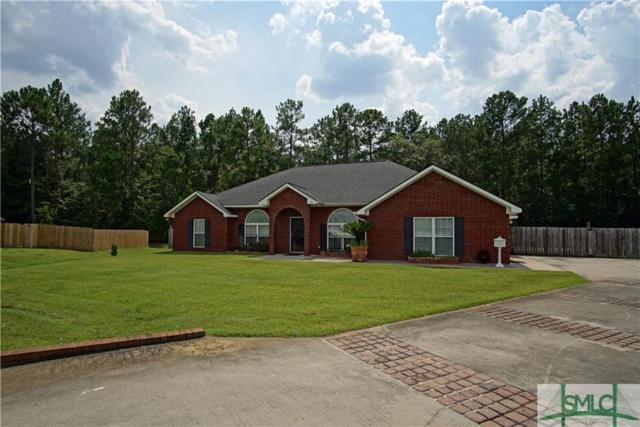 55 Epson Court, Hinesville, GA 31313 (MLS #194045) :: The Arlow Real Estate Group