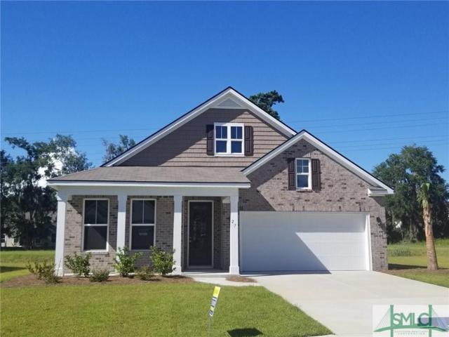 23 Baraco Drive, Savannah, GA 31419 (MLS #194068) :: Coastal Savannah Homes