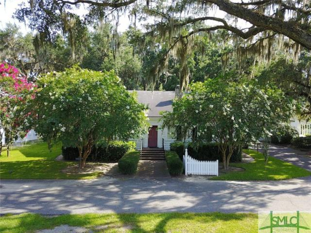141 Rice Mill Lane, Richmond Hill, GA 31324 (MLS #194118) :: The Arlow Real Estate Group