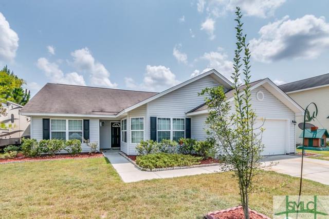 157 Willow Drive, Guyton, GA 31312 (MLS #194210) :: The Randy Bocook Real Estate Team