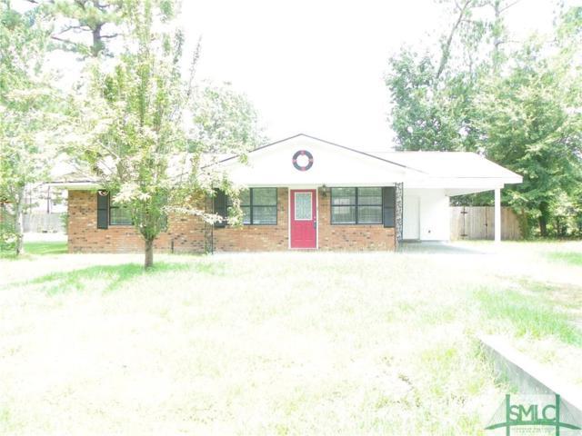 792 Wildwood Drive, Hinesville, GA 31313 (MLS #194363) :: Coastal Savannah Homes