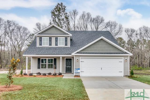 619 Bledsoe Drive, Guyton, GA 31312 (MLS #194441) :: Coastal Savannah Homes