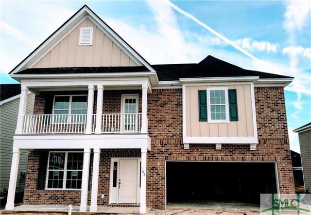 103 Baynard Street, Pooler, GA 31322 (MLS #194464) :: Coastal Savannah Homes