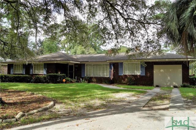 5529 Waters Drive, Savannah, GA 31406 (MLS #194485) :: The Robin Boaen Group
