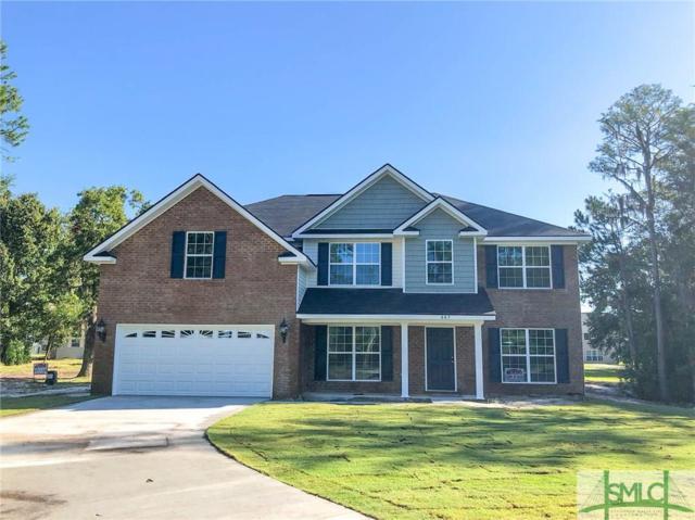 665 Live Oak Church Road, Hinesville, GA 31313 (MLS #194620) :: Coastal Savannah Homes