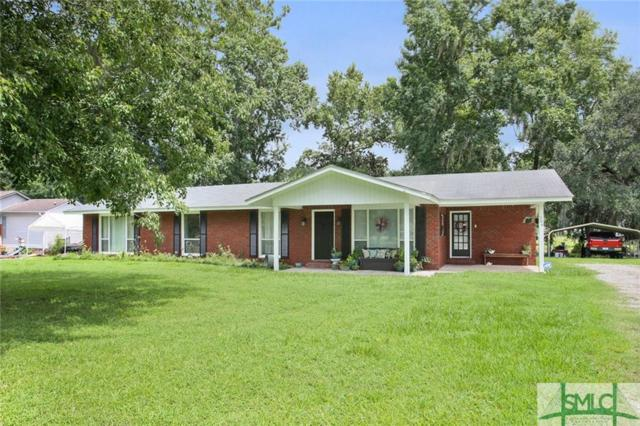 284 Clubhouse Drive, Midway, GA 31320 (MLS #194624) :: The Randy Bocook Real Estate Team