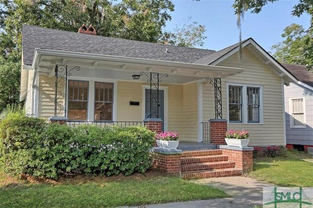 1303 E 41st Street, Savannah, GA 31404 (MLS #194675) :: The Robin Boaen Group