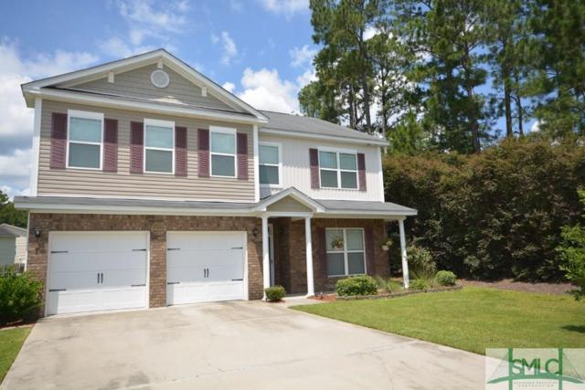 7 Moss Creek Court, Pooler, GA 31322 (MLS #194732) :: McIntosh Realty Team