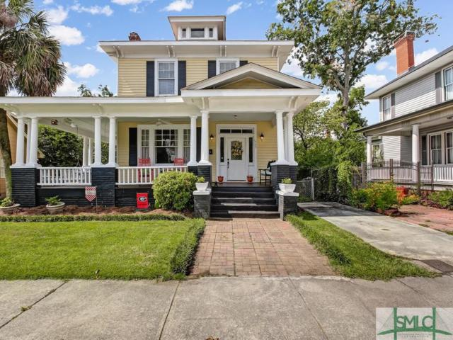 509 Maupas Avenue, Savannah, GA 31401 (MLS #194735) :: The Randy Bocook Real Estate Team