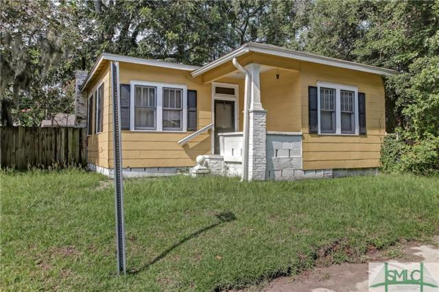 901 W 52nd Street, Savannah, GA 31405 (MLS #194762) :: The Sheila Doney Team